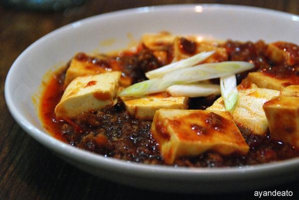 Ho Bi's Mapo Tofu