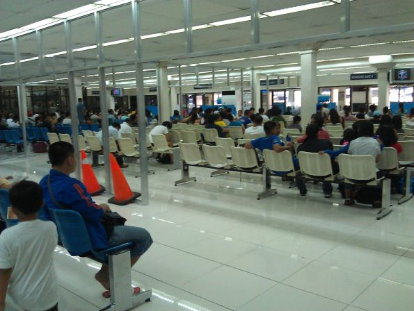 Terminal 4 Domestic
