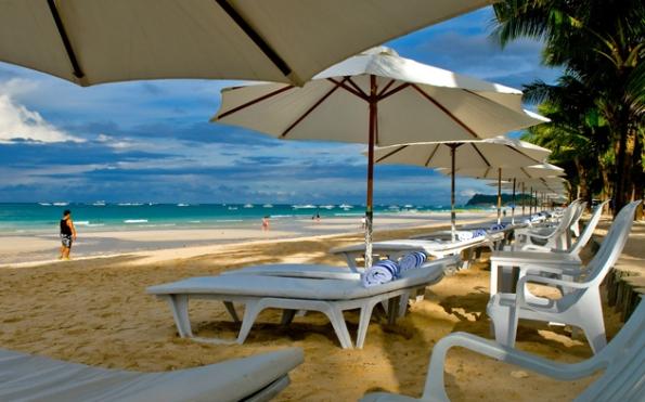 Beach Front Boracay Regency