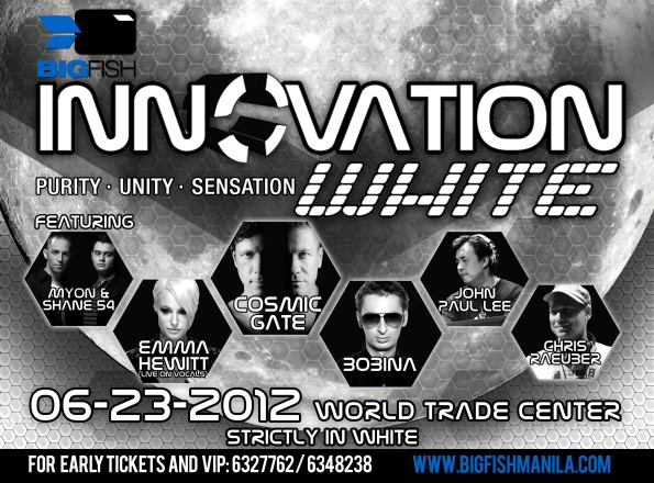 Innovation White 2012