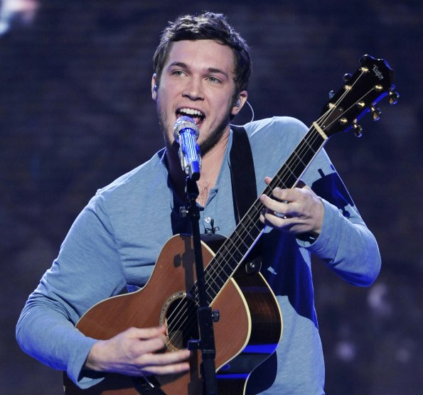 Phillip Phillips wins American Idol 11