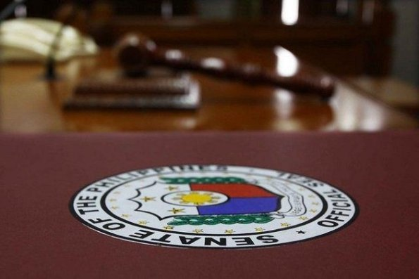 Seal of the Senate from PH Yahoo News