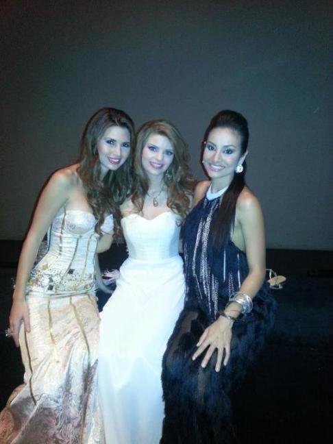 After the Talent Competition Ms. Panama Ms. Norway and Ms. Philippines
